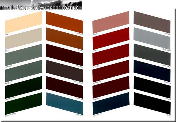 Colours -