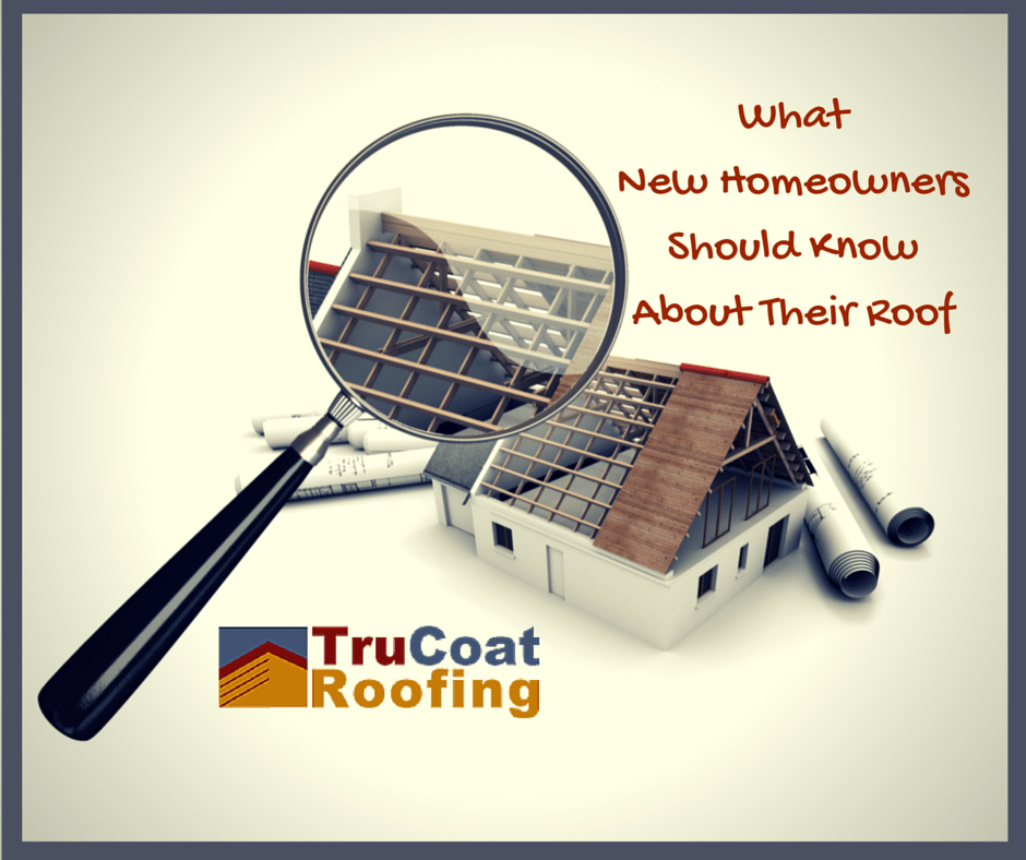What New Homeowners Should Know About Their Roof -